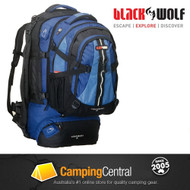 Black Wolf Cedar Breaks 90 Litre Travel Pack