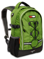Black Wolf Classic 25 Litre Backpack Daypack - Front View