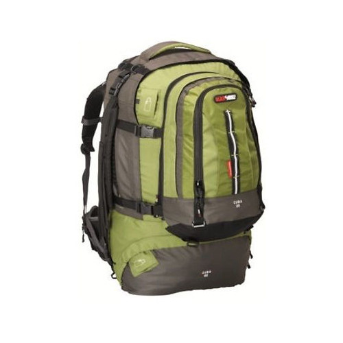BlackWolf Cuba 90 Litre Backpack Travelpack is available at Camping ... d3cadad6f1a94