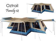 OZtrail Family 12 Dome Tent