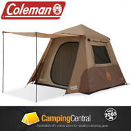 COLEMAN INSTANT UP 4P Silver Evo Tent Turbo Quick Tent 2126162