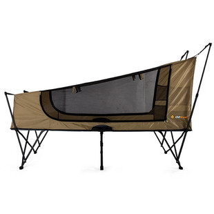 OZtrail Easy Fold Stretcher Tent - side view