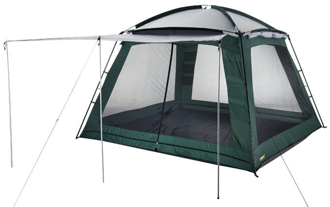Oztrail Mozzie Screen Dome Combo Insect Mesh Screen Tent