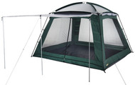 OZtrail Screen Dome with floor and net Mesh protects from insects and mozzies