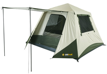 OZtrail Tourer Swift Pitch Instant Up 4 Person Tent