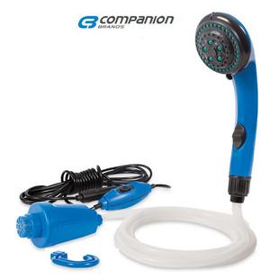 Companion COMP25356 12V Hi-Flow Portable Camp Shower