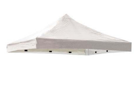 Oztrail White 3x3 Canopy for Deluxe Gazebo