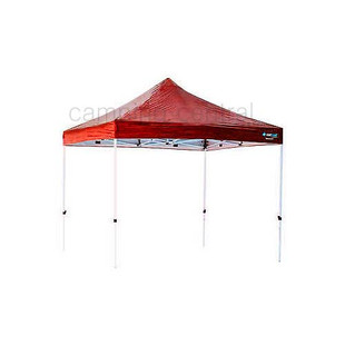 OZTRAIL 3X3M RED GAZEBO