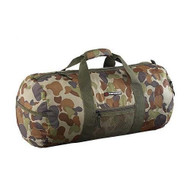 CARIBEE CONGO (42 LITRE) DUFFLE BARREL BAG Auscam Army Bag Camo Gym Overnight