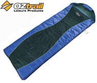 OZtrail Lawson Hooded -5 Celcius Sleeping Bag - 220 x 75cm