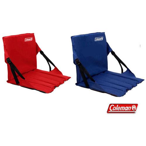 2 X Coleman Stadium Seat Folding Beach Seat Chair Picnic