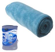 SEA TO SUMMIT TEK TOWEL (LARGE) 285grams COMPACT HIKING TOWEL