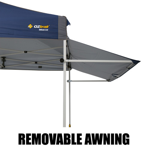 Oztrail Removable 3 Meter Awning Kit Deluxe Gazebo