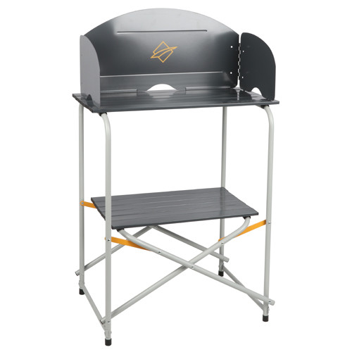 Oztrail Compact Camping Camp Kitchen Table Brand New