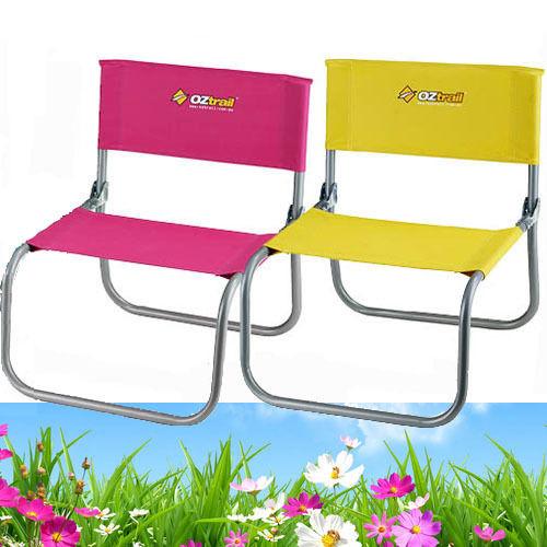 2 x OZTRAIL AVOCA Portable Camp Picnic Beach Chair (110kg Rated) 193604738b13