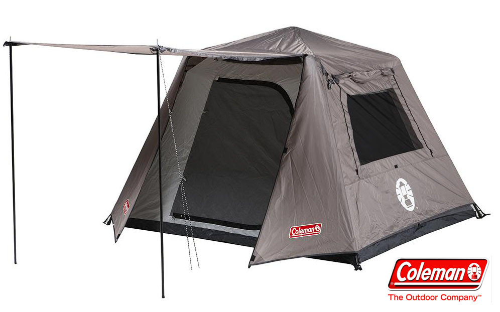 sale retailer df30b 14105 Coleman Instant Up 3P 3 Person Full Fly Tent