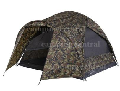 Oztrail Tactix 4V Camo Tent