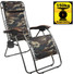 Oztrail Tactix Lounge Chair Camo