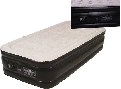 Oztrail Double Height Mattress with Pump