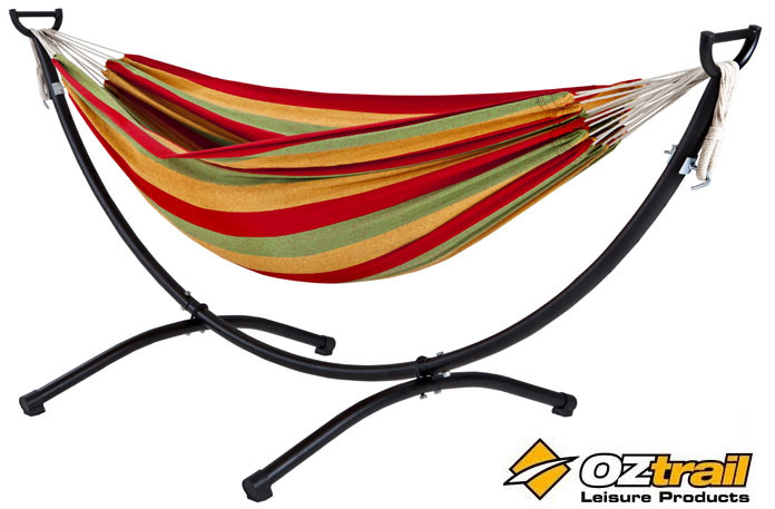 Camping Central Sells Double Hammock Stand Frame 2 0 X 1 5 X 1 0m