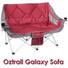 Oztrail Galaxy Sofa Chair - Front view
