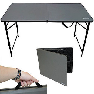 Coleman 4ft Fold-in-half table