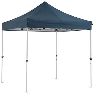 Oztrail Deluxe Compact Gazebo - angle view