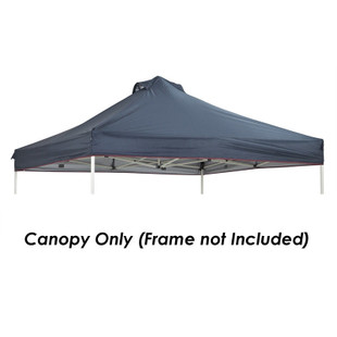 Oztrail 3x3m Vented Gazebo Top - Blue