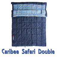 Caribee Safari Double Sleeping Bag