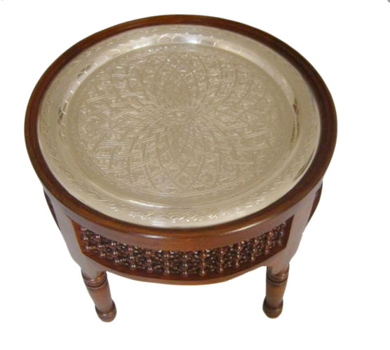 Lovely Moroccan Tea Coffee Table