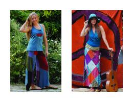Hippie Clothing Designs