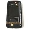 Back Cove for HTC Sensation XE -Black