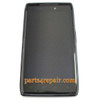 Complete Screen Assembly with Bezel for Motorola RAZR XT910 / XT912 from www.parts4repair.com
