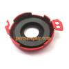 HTC One S Z520e Camera Cover & Lens -Red