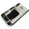 Back Housing Cover with Side Keys for HTC One XL  -White
