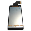 Complete Screen Assembly for Sony Xperia V LT25I