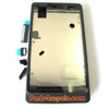Full Housing Cover for Sony Xperia go ST27I -Black from www.parts4repair.com