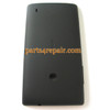 Back Cover for Nokia Lumia 520 -Black from www.parts4repair.com