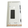 Back Cover for Nokia Lumia 520 -White