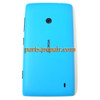 Back Cover for Nokia Lumia 520 -Blue from www.parts4repair.com