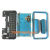 Full Housing Cover for Nokia E7 / E7-00 -Blue from www.parts4repair.com