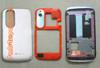 Full Housing Cover for HTC Desire V T328W -White
