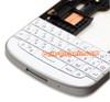 Full Housing Cover for BlackBerry Q10 -White