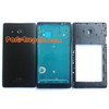 Full Housing Cover for Huawei Ascend Mate MT1-U06 -Black