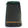 Complete Screen Assembly with Bezel for HTC One X + (at&T Version) from www.parts4repair.com