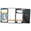 Full Housing Cover for Sony Xperia Z1 L39H -Black