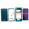 Full Housing Cover for Sony Xperia Z1 L39H -Purple
