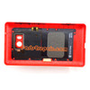 Back Cover with Wireless Charging Coil for Nokia Lumia 810 (T-Mobile) -Red