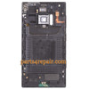 We can offer Back Housing Cover for Nokia Lumia 928 -Black