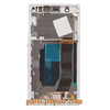 Complete Screen Assembly with Bezel for Sony Xperia Z L36H -White